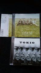 TOKIO シングル Future ホントんとこ 初回限定盤 2枚セット