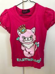 EARTHMAGIC Тシャツ�C