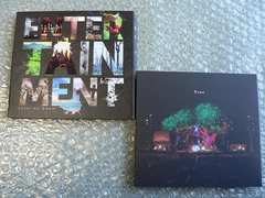 SEKAI NO OWARI【TREE/ENTERTAINMENT】CD+DVD/初回限定盤/2枚set