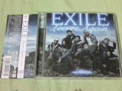 CD+DVD EXILE Lovers Again au Version エグザイル