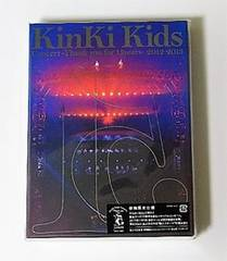 ■DVD『KinKi Kids Thank you for 15years- 2012-2013』