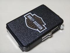 グローブOK シガレットケース ターボライター内蔵 ハーレーP