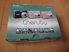 [美品]Kenko 1034万画素デジタルカメラ Cheruby