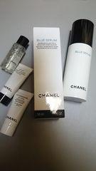 ◆新品  CHANEL ブルーセラム サンプルセット付◆