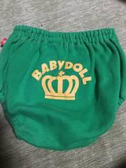美品 BABYDOLL パンツブルマ