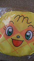 アンパンマンのメロンパンナちゃん!のみ!新品!非売品!顔型ショルダーバック!
