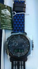 プロトレック Monro限定 PRW-6600MO-1JR 未使用 新品 ソーラー電波時計
