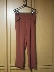 しまむら、ポケット可愛いズボン