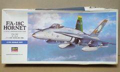 1/72 ハセガワ アメリカ海軍/海兵隊 F/A-18C ホーネット 艦上戦闘/攻撃機