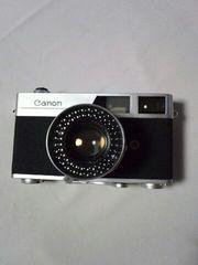 Canon キャノネット Canonet  ジャンク扱い 昭和レトロ