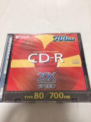 ricoh リコー cd-r 700mb 新品 未開封
