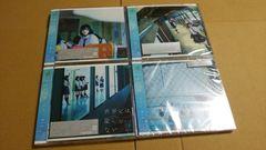 CD 欅坂46 世界には愛しかない 初回盤ABC通常盤 4枚セット