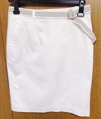R】�BTOMY 白スカート サイズS
