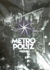 三代目J Soul Brothers METRO POLIZ パンフレット★JSB