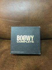 BOOWY COMPLETE BOX 初回限定版♪