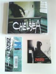 (CD)ZIGZO/ジグゾ<現nil/ニル>☆チェルシー帯★、ステッカー付き激レア盤