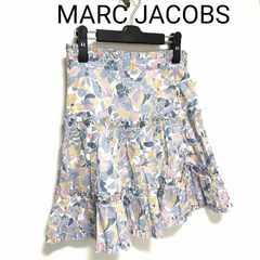 正規 MARC BY MARC JACOBS フレアスカート 総柄 スカート