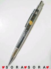 ディズニー【プーさん】3角軸で書きやすく手に馴染む♪シャープペン