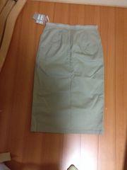 未使用・コムサデモードのタイトスカート>ロングMLサイズ