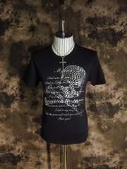 新品!!(定価62640)マスターマインド・ビッグメタルスカルTシャツ