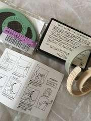 フェリシモ静電気除去靴底シール 静電気防止ブレス 新品未使用