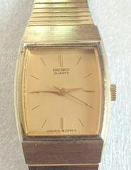腕時計 セイコ− ゴ−ルド ビンティージ
