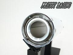 50.8π用(48×35) アルミキャップ 汎用 消音器 CBX JADE マフラー