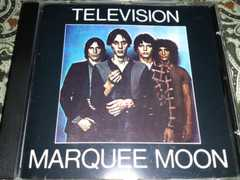 TELEVISION/MARQUEE MOON テレビジョン