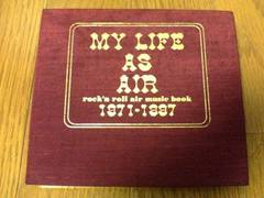 AIR CD MY LIFE AS AIR車谷浩司