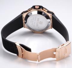 高級感腕時計 クロノグラフ 日本製