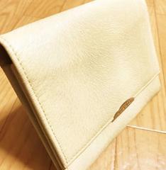 ニナリッチ/NINA RICCI 革製二つ折り財布