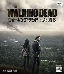 新品 ウォーキング・デッド  コンパクト DVD-BOX  シーズン6
