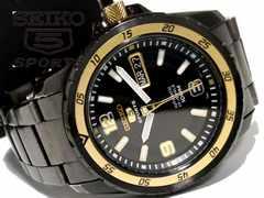 極美品【専用箱】1スタ SEIKO セイコー【自動巻】メンズ腕時計