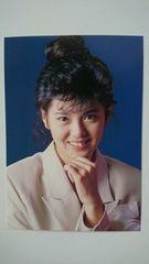 南野陽子 ポストカード