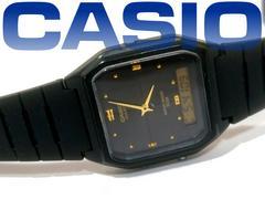良品【980円〜】CASIO アナログ×デジタル チプカシ 腕時計