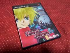 PS2☆ティルズオブデスティニー2☆人気シリーズ。ロープレ。NAMCO。