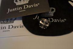 ジャスティンデイビス クロス Saint Davisリング srj315