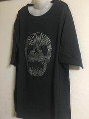 ★新品未使用 RAD CUSTOM ラッド ラインストーン Tシャツ★
