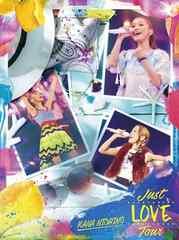 即決 西野カナ Just LOVE Tour 初回生産限定盤 (DVD) 新品未開封
