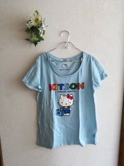 UT ☆kitson×ハローキティ☆Tシャツ