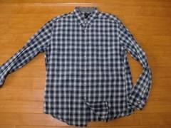 J.CREW TARTAN ジェイクルー BDシャツ Lサイズ