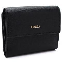 フルラ 2つ折り財布 PZ10 963513 B30 O60 ONYX