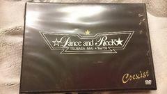 今井翼「Dance and Rock」限定DVD/CD付/タッキー&翼