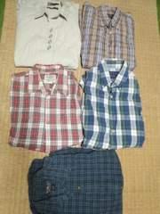 長袖シャツ 5枚 まとめ売り M
