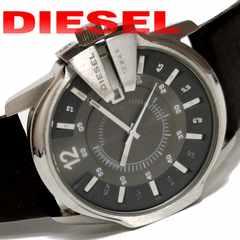 超人気モデル 1スタ★DIESEL【マスターチーフ】大型腕時計