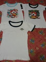 120 ボーイズ半袖シャツセット