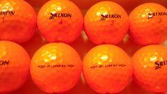 スリクソンZ-STAR.XV12個オレンジ
