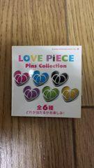 未使用  大塚愛   LOVE PiECE  ピンズコレクション