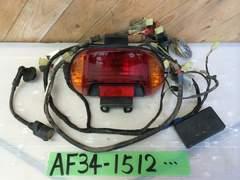 ☆AF34 ライブディオ ハーネス CDI テール AF35 SR ZX