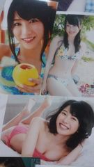 横山由依『AKB48総監督』写真5枚セット